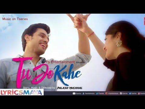 Tu Jo Kahe Remix | Palash Muchhal | Yasser Desai | Parth Samthaan | 1.36_Second Abhishek Shakya