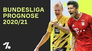 OneFootball Bundesliga Prognose 20/21