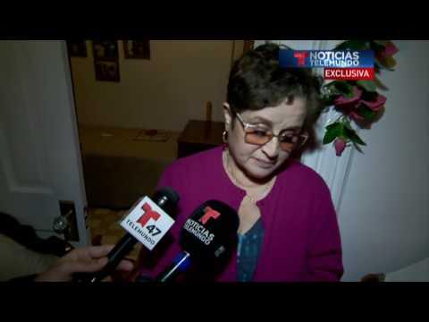 Entrevista con la tía de Esteban Santiago, sospechoso del ataque de Fort Lauderdale