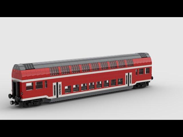 Lego Dosto Speeddesign (MOC)