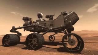 مقطع رائع   الصعود على سطح المريخ   كامل  HD