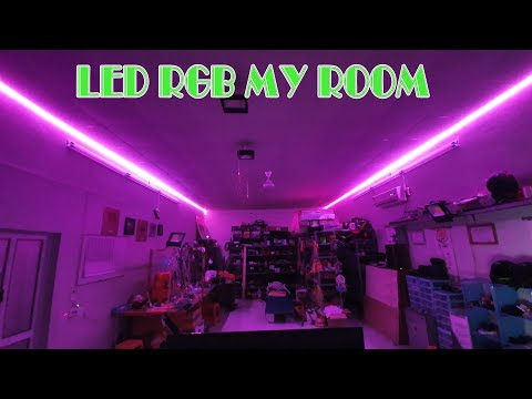 Upgrade My Room With RGB Led