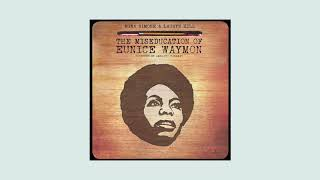Nina Simone & Laury Hill - The Miseducation of Eunice Waymon (by Amerigo Gazaway)