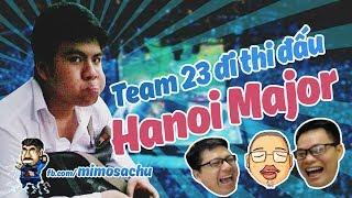 Mimosa Chu   Cast team 23 Creative đi thi đấu Hanoi Major