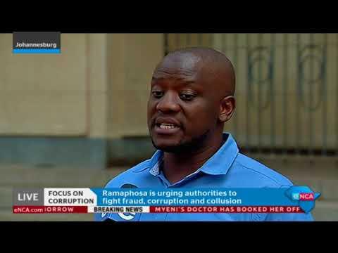 Xoli Mngambi spoke to COSATU Spokesperson, Sizwe Phamla