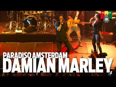 Damian Marley Live at Paradiso Amsterdam 2016