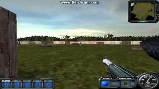 extreme paintbrawl 4(gameplay,part2)