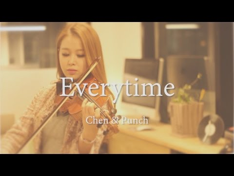 Chen&Punch-Everytime(Descendants Of The Sun OST) Violin Cover