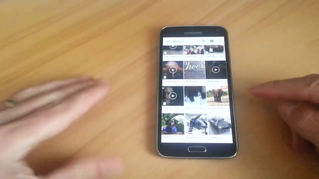 how to send photos from samsung phone