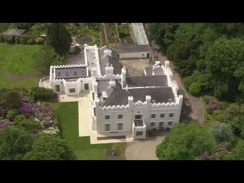 An Aerial Tour of the Isle of Man