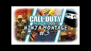 Black Ops 3 - Ninja Montage! #12 (Ninja Defuses, Funny Moments, Trolling, Feeds & More!