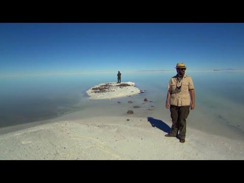 Road Trip Across Bolivian Salt Flats - World's Most Dangerous Roads - Series 3 - BBC