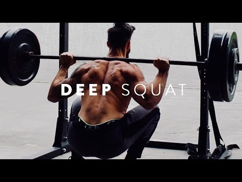Deep Squat Stretches (4 BEST Stretches for Squat)