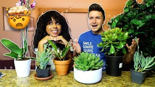 When Your Friend Is a PLANT MOM | Smile Squad