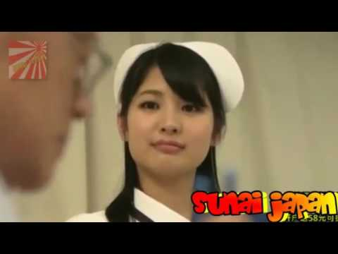 Japan Pretty young nurse cute