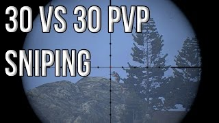 ArmA 3 - PvP Sniping Unit - 30 vs 30 Milsim PvP Sniper
