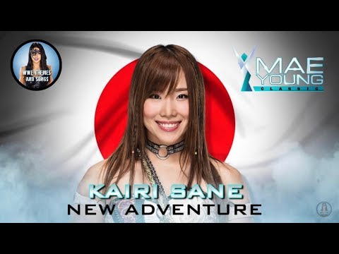 Kairi Sane - New Adventure [WWE Edit] (Official WWE MYC Theme)