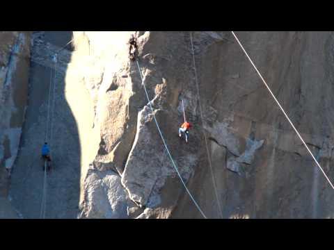 Men Climbing Yosemite's Dawn Wall Wait For Dark | HuffPost