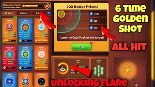 Unlocking Top Power 🔥| 6 time Golden Shot 💎 | Fantastic Gameplay 🔥 | Miniclip Carrom Pool screenshot 3