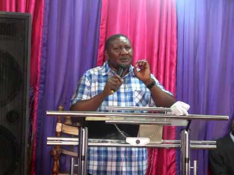 Confession of a former Satanist -Bishop Makanda of Congo