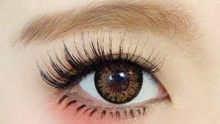 How To : Harajuku Soft Blushy Eye Makeup