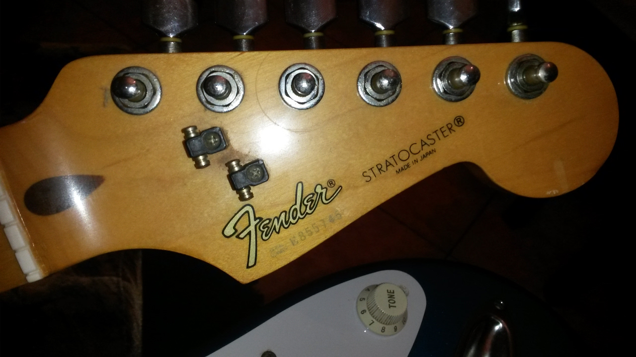 Fender Stratocaster E Series 1984 1987 Made In Japan