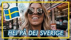 TAIDANKIN MUUTTAA TÄNNE. 🇸🇪 Vlog 4/5