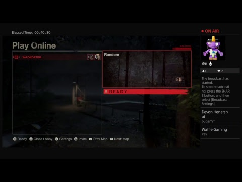 IT'S WORKING!?!?  - Friday the 13th (Livestream)