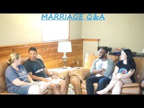 Interracial Couple Shares Truth On Marriage | Part 1 from YouTube · Duration:  17 minutes 11 seconds