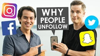 Why People Unfollow You on Social Media - 5 Reasons