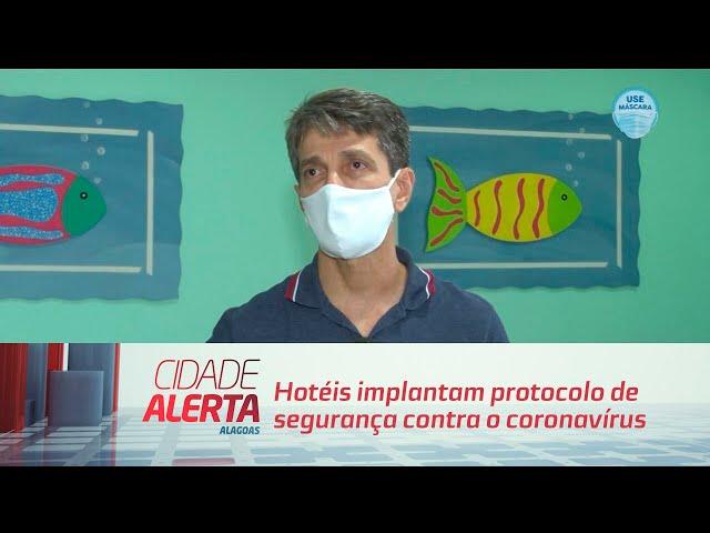 Turismo: Hotéis implantam protocolo de segurança contra o coronavírus