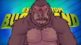 GIANT GORILLA WTF? - Escape From BUG ISLAND Part 2