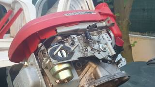 Comment régler le starter sur moteur Honda GCV 135 et 160