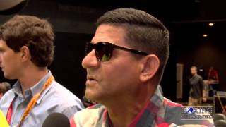 "Angel Garcia says ""Destroy and Conquer"" is the game plan for Danny against Rod Salka."