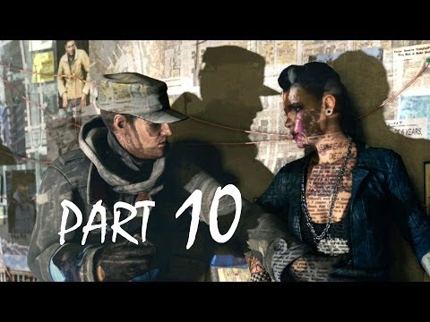 Watch Dogs - Gameplay Walkthrough - Part 10 - Collateral Damage