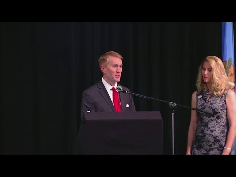 James Lankford Acceptance Speech