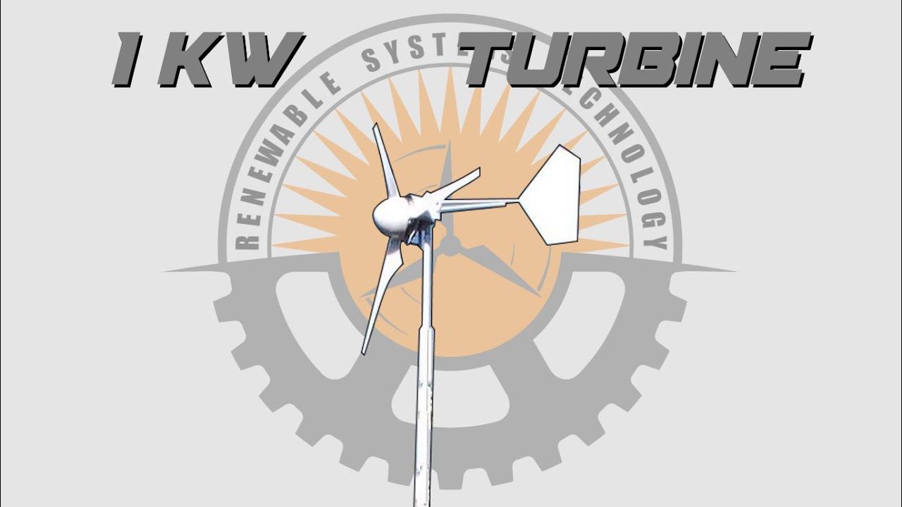 Building A Micro Wind Turbine Complete Diy Build Plans Available
