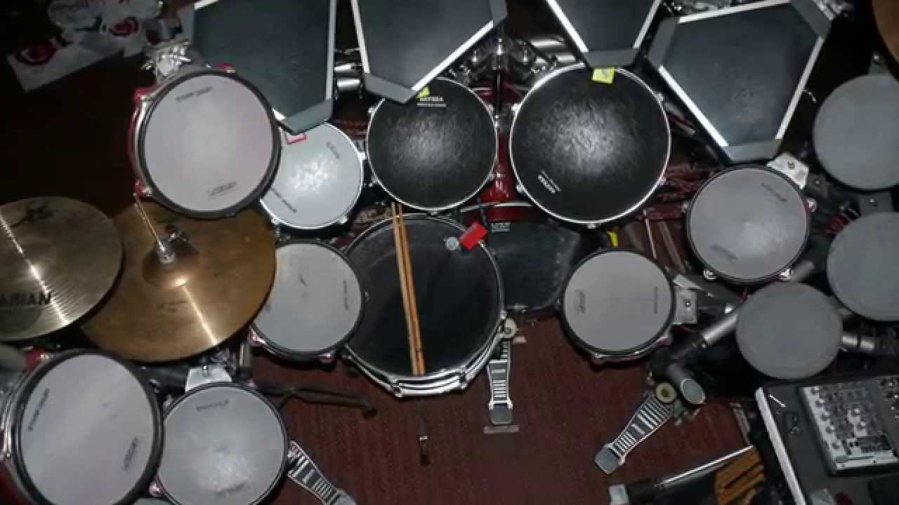 how to build a room to keep alcohal drums