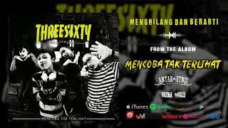 Video THREESIXTY SKATEPUNK - MENGHILANG DAN BERARTI ( OFFICIAL AUDIO ) download MP3, 3GP, MP4, WEBM, AVI, FLV Januari 2018
