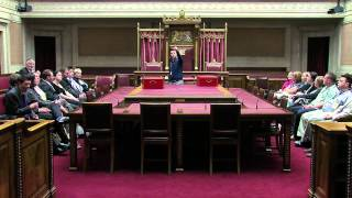 Visiting The Northern Ireland Assembly