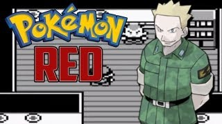 Let's Play Pokemon Red - Part 4 - Gym Leader L.T Surge & S.S Anne