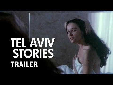 Tel Aviv Stories - Trailer | Classic Israeli Film