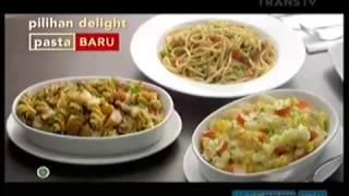 TVC Pizza Hut Sensasi Delight versi Seragam Sekolah 2014. VO Talent: Aldo Turangan