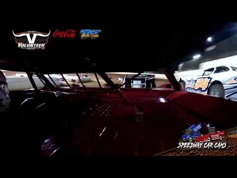#17 Logan Seal - Sportsman - 10-12-19 Volunteer Speedway - In-Car Camera