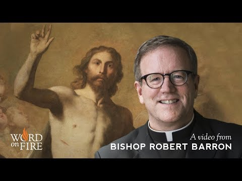 An Easter Greeting from Bishop Barron