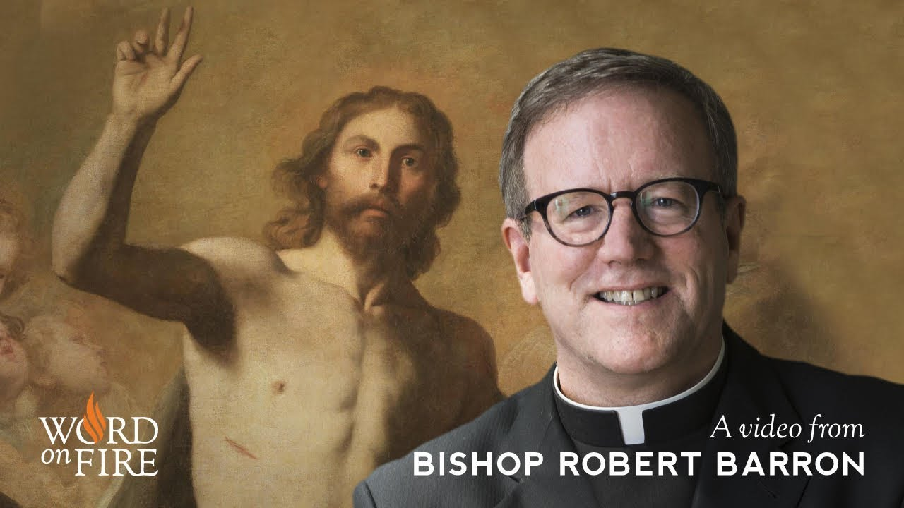 An easter greeting from bishop barron youtube an easter greeting from bishop barron m4hsunfo Image collections