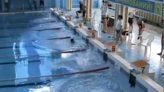 смешанная эстафета 4х50 комплексное плавание