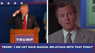 """Trump addresses the """"nuclear"""" question and goes full Billy Madison"""