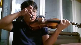 칠갑산(바이올린-윤석관)