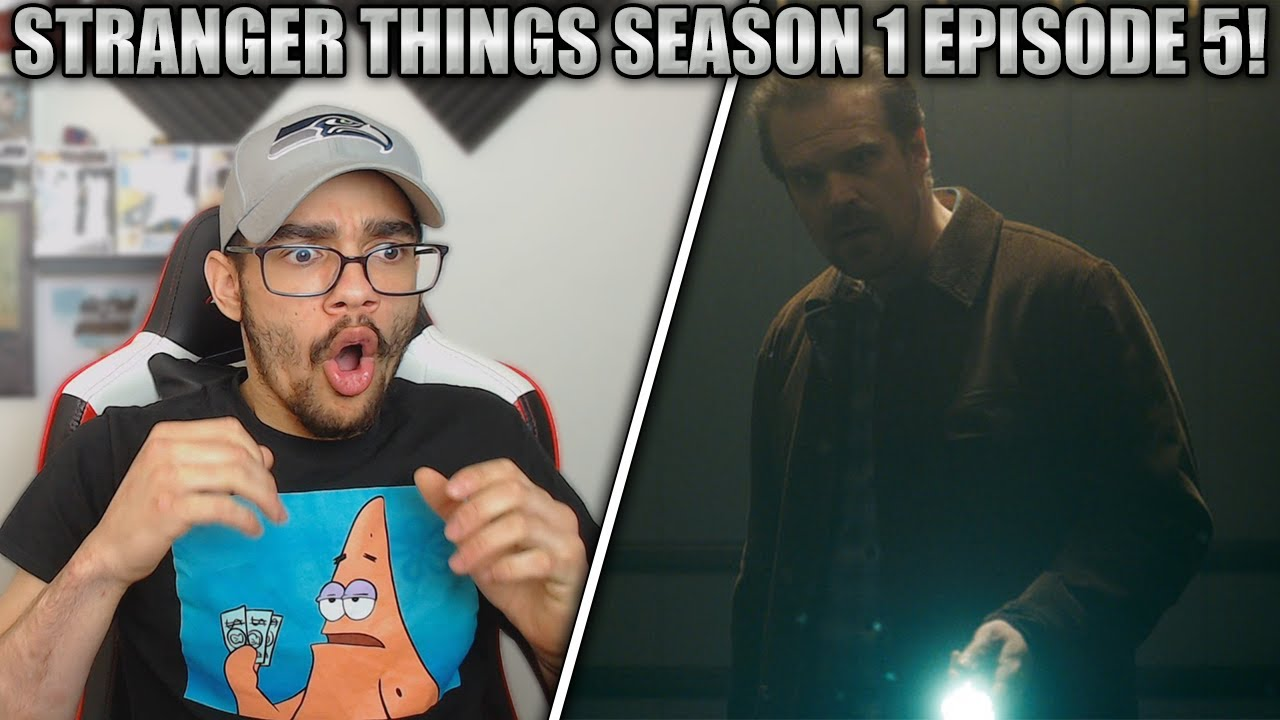 Download Stranger Things Season 1 Episode 5 Reaction! - The Flea and the Acrobat